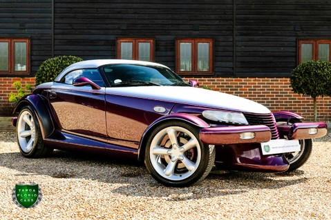Plymouth Prowler 3.5 V6 Automatic 33