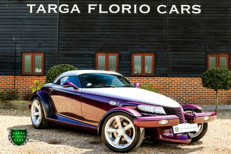 Plymouth Prowler 3.5 V6 Automatic