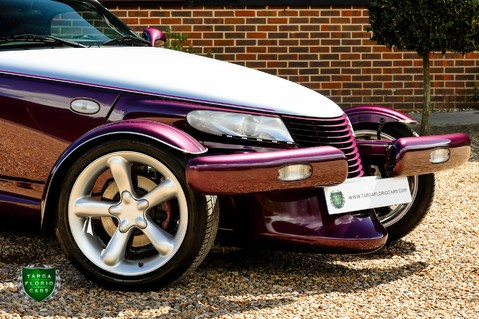 Plymouth Prowler 3.5 V6 Automatic 11