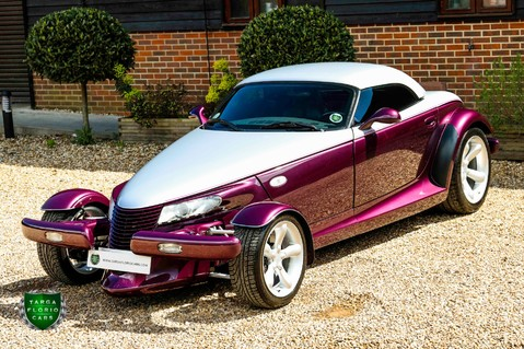 Plymouth Prowler 3.5 V6 Automatic 39