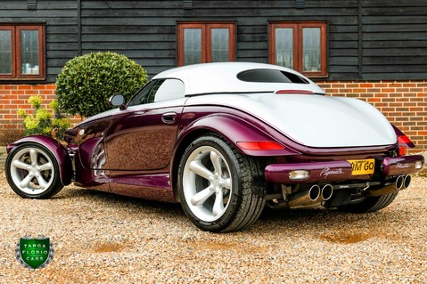 Plymouth Prowler 3.5 V6 Automatic 23