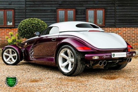 Plymouth Prowler 3.5 V6 Automatic 40