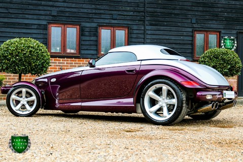 Plymouth Prowler 3.5 V6 Automatic 41