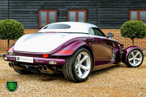Plymouth Prowler 3.5 V6 Automatic 45
