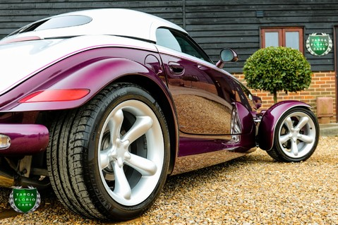 Plymouth Prowler 3.5 V6 Automatic 48