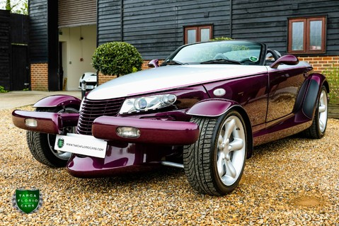 Plymouth Prowler 3.5 V6 Automatic 57
