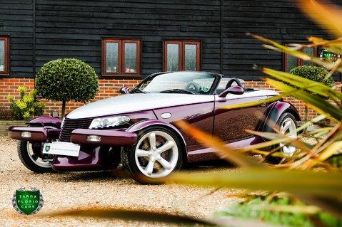 Plymouth Prowler 3.5 V6 Automatic 25