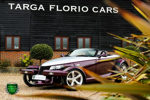 Plymouth Prowler 3.5 V6 Automatic 9