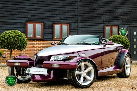 Plymouth Prowler 3.5 V6 Automatic 61