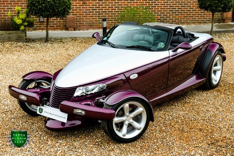 Plymouth Prowler 3.5 V6 Automatic 62