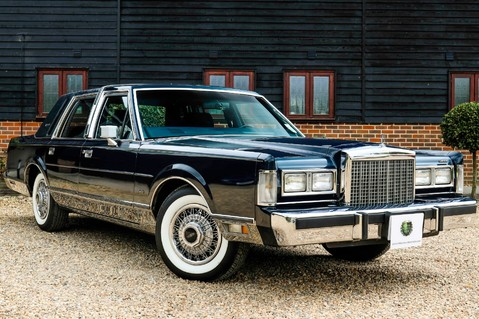 Lincoln Town Car 4.6 V8 Saloon Automatic 5
