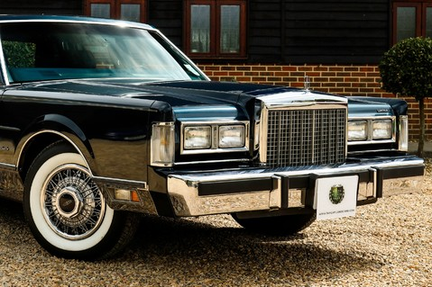Lincoln Town Car 4.6 V8 Saloon Automatic 10