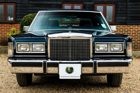 Lincoln Town Car 4.6 V8 Saloon Automatic 11
