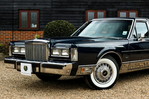 Lincoln Town Car 4.6 V8 Saloon Automatic 14