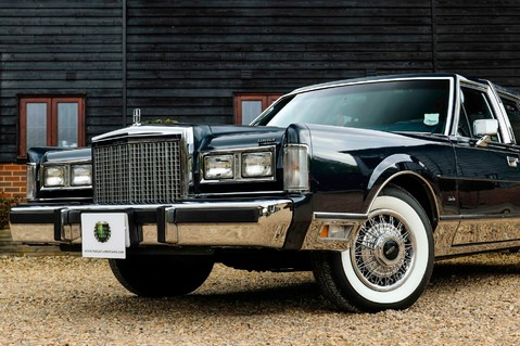 Lincoln Town Car 4.6 V8 Saloon Automatic 16