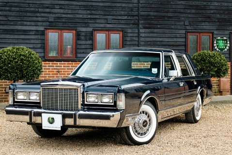 Lincoln Town Car 4.6 V8 Saloon Automatic 20