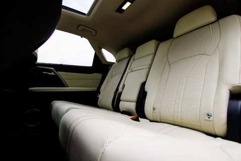 Lexus RX 450H TAKUMI 25
