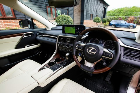 Lexus RX 450H TAKUMI 38