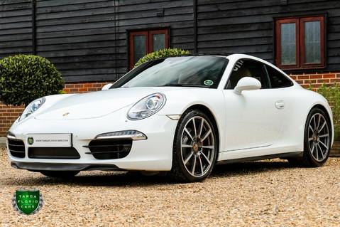 Porsche 911 3.8 CARRERA 4S Manual 24