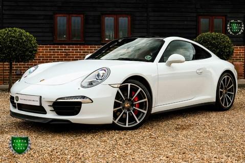 Porsche 911 3.8 CARRERA 4S Manual 2
