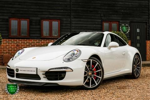 Porsche 911 3.8 CARRERA 4S Manual 28