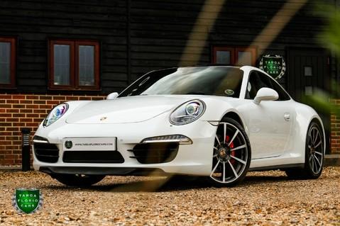Porsche 911 3.8 CARRERA 4S Manual 30