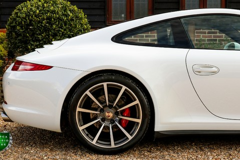 Porsche 911 3.8 CARRERA 4S Manual 4