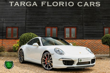 Porsche 911 3.8 CARRERA 4S Manual
