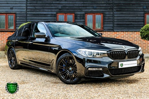 BMW 5 Series 3.0 540i M SPORT xDRIVE Auto 4