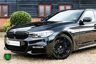 BMW 5 Series 3.0 540i M SPORT xDRIVE Auto 34