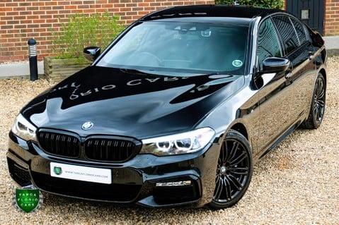 BMW 5 Series 3.0 540i M SPORT xDRIVE Auto 37