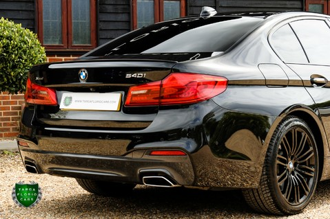 BMW 5 Series 3.0 540i M SPORT xDRIVE Auto 45