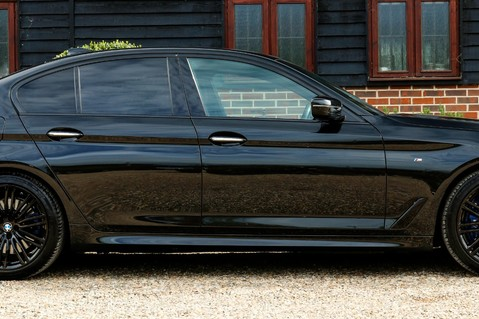 BMW 5 Series 3.0 540i M SPORT xDRIVE Auto 6