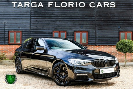 BMW 5 Series 3.0 540i M SPORT xDRIVE Auto