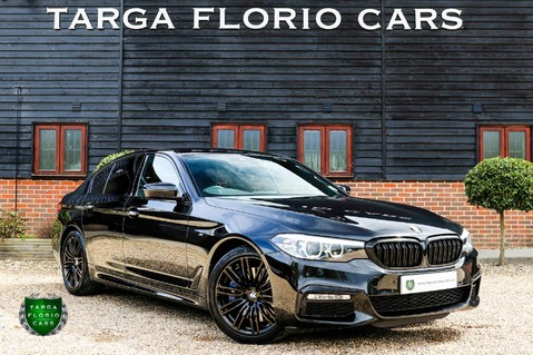 BMW 5 Series 3.0 540i M SPORT xDRIVE Auto 1