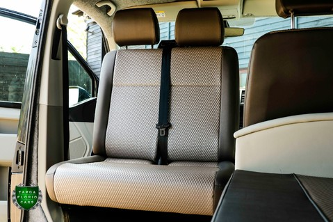 Volkswagen Transporter T30 2.0 TDI HIGHLINE Camper Conversion 38