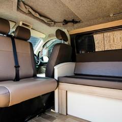 Volkswagen Transporter T30 2.0 TDI HIGHLINE Camper Conversion 1