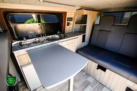 Volkswagen Transporter T28 2.0 TDI HIGHLINE Camper Conversion 34
