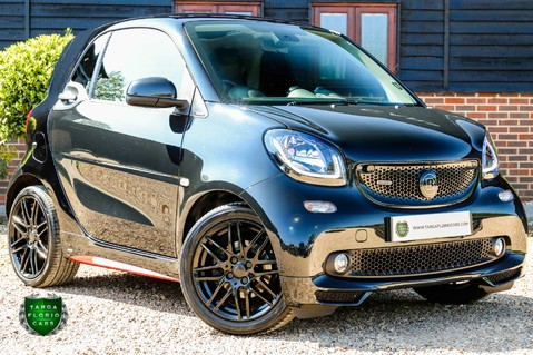Smart Fortwo Coupe 0.9 BRABUS XCLUSIVE Auto 52
