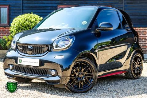 Smart Fortwo Coupe 0.9 BRABUS XCLUSIVE Auto 58