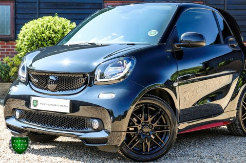 Smart Fortwo Coupe 0.9 BRABUS XCLUSIVE Auto 59