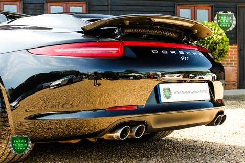Porsche 911 3.4 CARRERA 4 BLACK EDITION PDK 53
