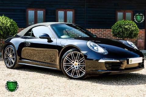 Porsche 911 3.4 CARRERA 4 BLACK EDITION PDK 7
