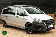 Mercedes-Benz Vito 2.1 114 BLUETEC TOURER PRO CAMPER CONVERSION 27