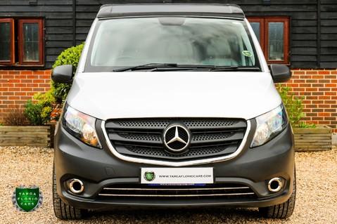 Mercedes-Benz Vito 2.1 114 BLUETEC TOURER PRO CAMPER CONVERSION 31