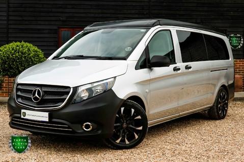 Mercedes-Benz Vito 2.1 114 BLUETEC TOURER PRO CAMPER CONVERSION 34