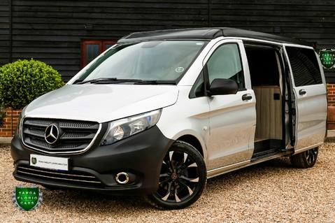 Mercedes-Benz Vito 2.1 114 BLUETEC TOURER PRO CAMPER CONVERSION 36