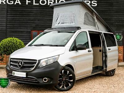 Mercedes-Benz Vito 2.1 114 BLUETEC TOURER PRO CAMPER CONVERSION