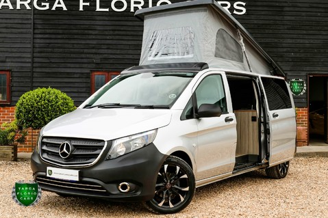 Mercedes-Benz Vito 2.1 114 BLUETEC TOURER PRO CAMPER CONVERSION 1