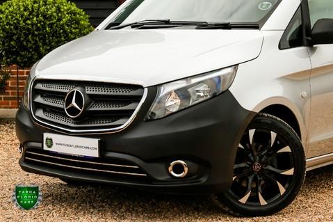 Mercedes-Benz Vito 2.1 114 BLUETEC TOURER PRO CAMPER CONVERSION 42